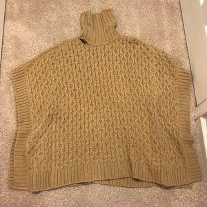 Michael Kors Poncho Sweater